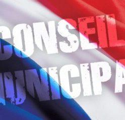 COMPTE RENDU DU CONSEIL MUNICIPAL DU 14 MAI 2019