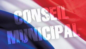 Prochain conseil municipal : jeudi 15 novembre à 20h