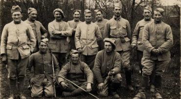 Les poilus de Bouville – 1914/1918