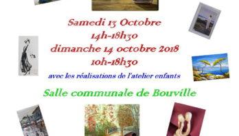 BOUVILL'ARTS : UN SUCCES