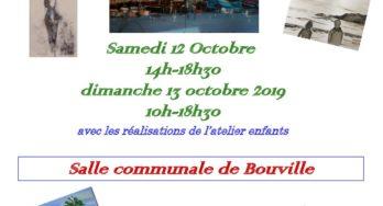 BOUVILL'ARTS 12 ET 13 Octobre